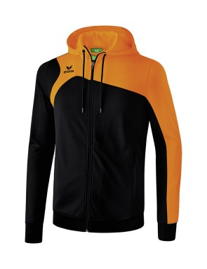 Club 1900 2.0 Training Jacket with Hood - Men - black/orange
