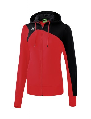 Club 1900 2.0 Training Jacket with Hood - Women - red/black