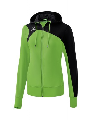 Club 1900 2.0 Training Jacket with Hood - Women - green/black