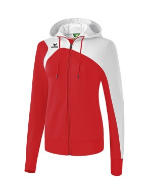 Club 1900 2.0 Training Jacket with Hood - Women - red/white