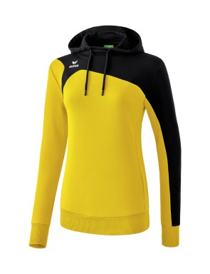 Club 1900 2.0 Hoody - Women - yellow/black