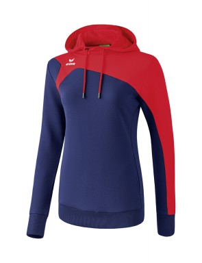 Club 1900 2.0 Hoody - Women - new navy/red
