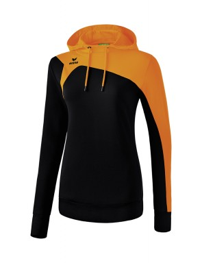 Club 1900 2.0 Hoody - Women - black/orange