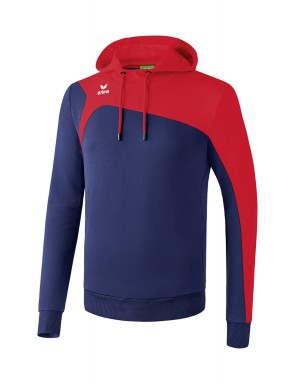 Sweat à capuche Club 1900 2.0 - Adultes - new navy/rouge