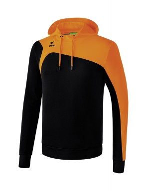 Club 1900 2.0 Hoody - Kids - black/orange