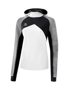 Premium One 2.0 Hoody - Women - white/black/white