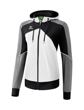 Premium One 2.0 Training Jacket with hood - Women - white/black/white