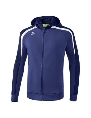 Liga 2.0 Training Jacket with hood - Kids - new navy/dark navy/white