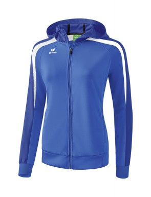 Liga 2.0 Training Jacket with hood - Women - new royal/true blue/white
