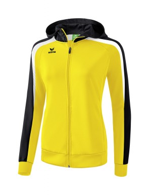 Liga 2.0 Training Jacket with hood - Women - yellow/black/white