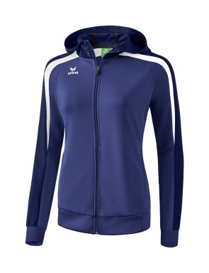 Liga 2.0 Training Jacket with hood - Women - new navy/dark navy/white