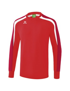 Liga 2.0 Sweatshirt - Kids - red/tango red/white