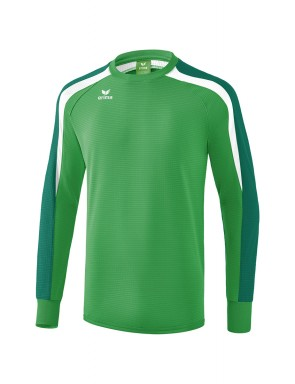 Liga 2.0 Sweatshirt - Men - smaragd/evergreen/white