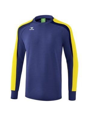 Liga 2.0 Sweatshirt - Men - new navy/yellow/dark navy