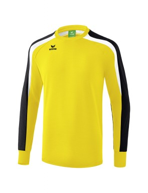 Liga 2.0 Sweatshirt - Kids - yellow/black/white
