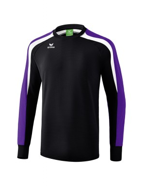 Liga 2.0 Sweatshirt - Kids - black/dark violet/white