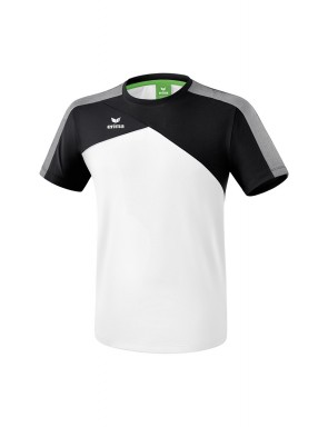Premium One 2.0 T-shirt - Men - white/black/white