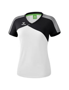 Premium One 2.0 T-shirt - Women - white/black/white