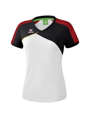 Premium One 2.0 T-shirt - Women - white/black/red/yellow