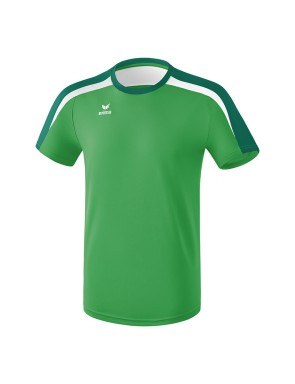 Liga 2.0 T-shirt - Kids - smaragd/evergreen/white