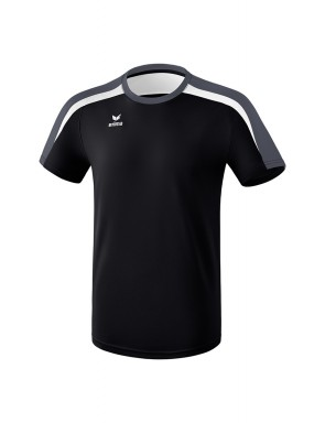 Liga 2.0 T-shirt - Men - black/white/dark grey