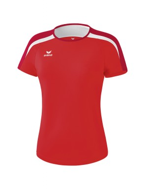 Liga 2.0 T-shirt - Women - red/tango red/white