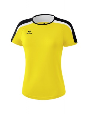 Liga 2.0 T-shirt - Women - yellow/black/white