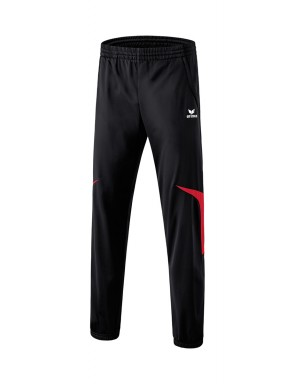 Razor 2.0 Polyester Pants - Adults and Kids - black/red