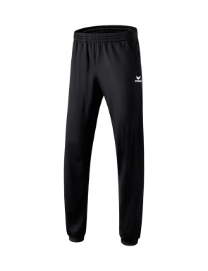Polyester Training Pants with narrow waistband - Men - black