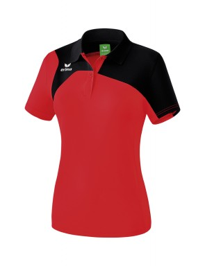 Club 1900 2.0 Polo-shirt - Women - red/black
