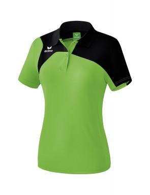 Club 1900 2.0 Polo-shirt - Women - green/black