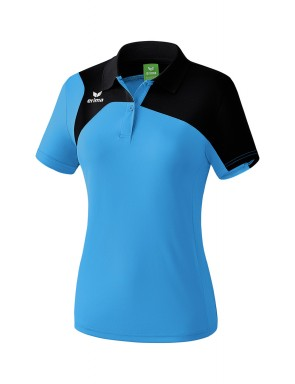 Club 1900 2.0 Polo-shirt - Women - curacao/black