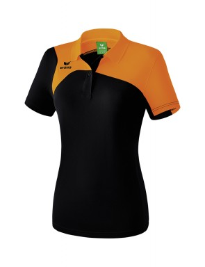 Club 1900 2.0 Polo-shirt - Women - black/orange
