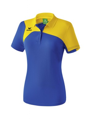 Club 1900 2.0 Polo-shirt - Women - new royal blue/yellow
