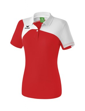 Club 1900 2.0 Polo-shirt - Women - red/white