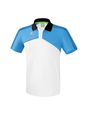 Premium One 2.0 Polo-shirt - Men - white/curacao/black