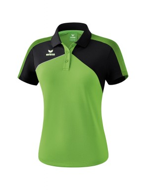 Premium One 2.0 Polo-shirt - Women - green/black/white