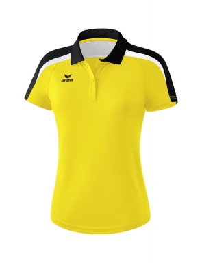 Liga 2.0 Polo-shirt - Women - yellow/black/white