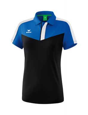 Squad Polo-shirt - Women - new royal/black/white