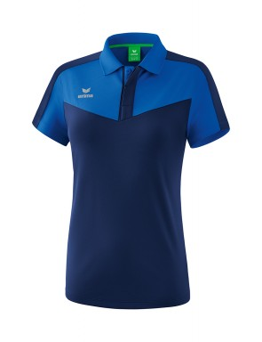 Squad Polo-shirt - Women - new royal/new navy