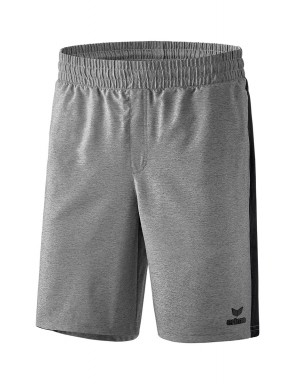 Premium One 2.0 Shorts - Men - grey marl/black