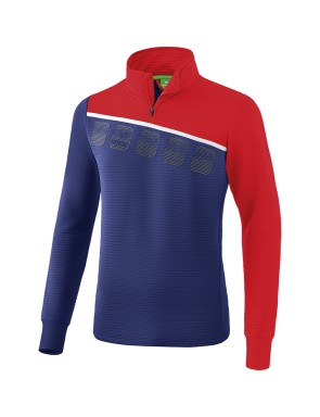 5-C Training Top - Men - new navy/red/white