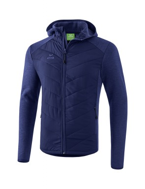 Quilted Jacket - Men - new navy