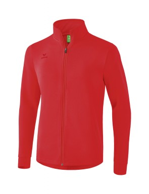 Sweat jacket - Kids - red