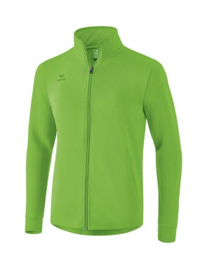 Sweat jacket - Men - green