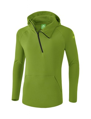 Essential Hoody - Kids - twist of lime/lime pop