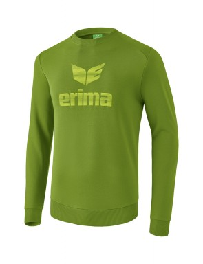 Essential Sweatshirt - Men - twist of lime/lime pop