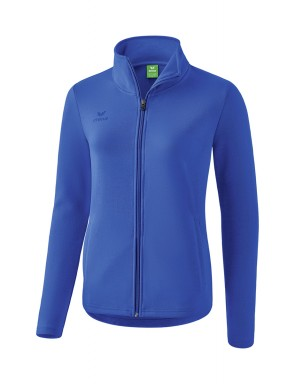 Sweat jacket - Women - new royal