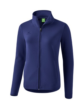 Sweat jacket - Women - new navy
