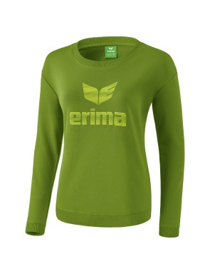 Essential Sweatshirt - Women - twist of lime/lime pop
